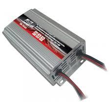 Купить Преобразователь напряжения <b>AVS IN-2440</b> серебристый ...