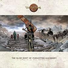 The <b>Tangent - The Slow</b> Rust Of Forgotten Machinery (Gatefold ...