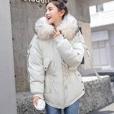 Toneway Clothing 2019 Short <b>Winter</b> Jacket Women <b>Hooded Winter</b> ...