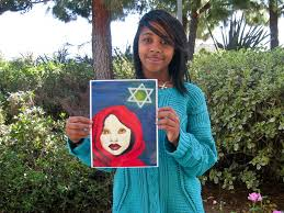 Holocaust Art and Writing Contest  Raeanne Guidry Smith     s     IUSD NewsFlash   Irvine Unified School District