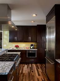 Wood Floor Kitchen Pictures Of Wood Floors In Kitchens Homes Design Inspiration