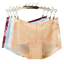 <b>4Pcs lot</b> ropa interior femenina sexy Lingerie Brief calcinha Women