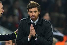 Internasional  - AVB Ingin Jadi Pelatih Barcelona ataupun Real Madrid