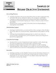 Teacher Resume Objectives  teaching resume objective assistant