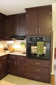 Dark Brown Kitchen Cabinets Chocolate Brown Paint Kitchen Cabinets I Also Like This Colour