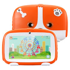 【Upraded】Kids Tablet, <b>Excelvan Q738 7</b> Inch Android 6.0 with ...