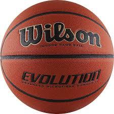 <b>Мяч баскетбольный Wilson Evolution</b> купить в Москве — интернет ...