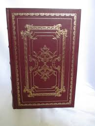 leather bound franklin library  essays l michel de montaigne     leather bound franklin library  essays l michel de montaigne good condition