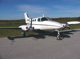 2001 Marsh Harbour Cessna 402 crash