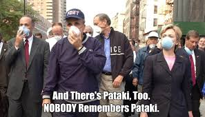 Rudy Giuliani Doesn't Remember Seeing Hillary Clinton On 9/11 ...