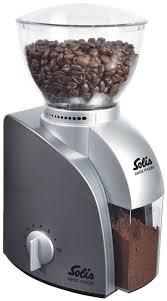 <b>Solis Scala</b>, Silver <b>кофемолка</b> — купить в интернет-магазине ...