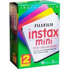 <b>Fujifilm instax mini</b> film Photo Paper 2 Packs | <b>Fujifilm instax mini</b> ...