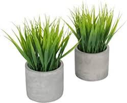 artificial grass plant - Amazon.com