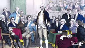 george washington mini biography