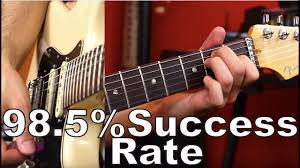 This Should Be Everyone's First <b>Guitar</b> Lesson - YouTube