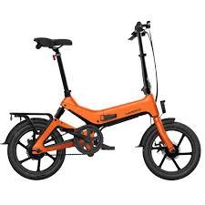 Samebike JG7186 16 Smart <b>Folding</b> Electric Moped Bike <b>New style</b> ...