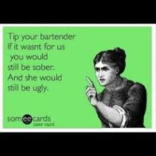 FUNNY BARTENDER QUOTES AND SAYINGS image quotes at relatably.com via Relatably.com