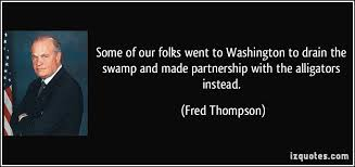 Image result for the washington swamp