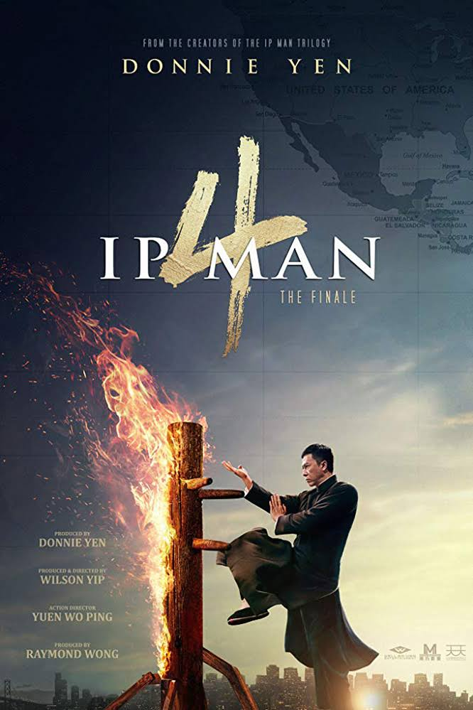Download Ip Man 4: The Finale (2019) {English} WeB-HD 480p | 720p