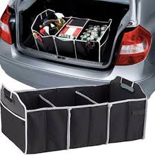 Foldable Non-Woven <b>Car Storage Box</b> - JAYO Services