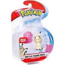 Игровой набор росмэн <b>pokemon</b> мимикью и дитто детские ...
