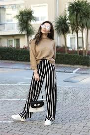 fashion wide striped women headband