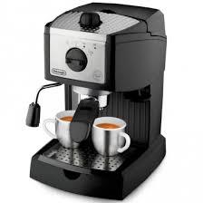 Рожковая <b>кофеварка DeLonghi EC 156</b> B - купить в магазине ...