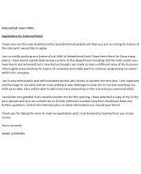 Cover Letter Samples For Internal Job Postings   Cover Letter     Brefash