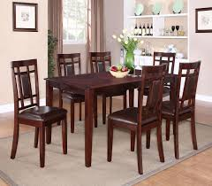 seven piece dining set: standard furniture westlake  piece table amp chair set