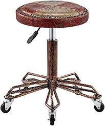 QTQZDD Decorative Stool Retro bar Stool, Industrial ... - Amazon.com
