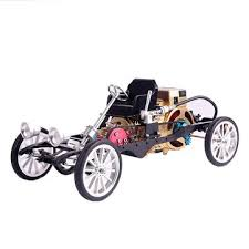 <b>teching</b> car model <b>single cylinder engine</b> aluminum alloy model gift ...