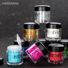 <b>Makeup Galaxy</b> Symphony White Glow Pigment Body <b>Glitter</b> Loose ...