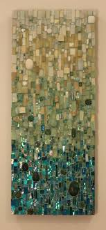mosaic wall decor: great glass mosaic personally this is like the background on a klimt the kiss see it in my collect section house decor