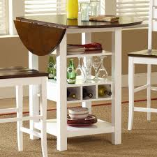 dining room pub style sets: counter height dining table furniture di awesome small stylish expandable kitchen