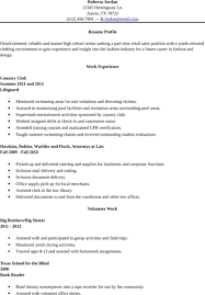 high school resume template for excel  pdf and wordresume sample high school graduate