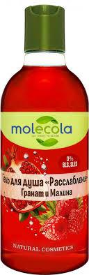 """<b>Molecola Гель для</b> душа """"Гранат и малина"""", 400 мл - купить по ..."""