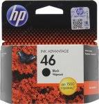 <b>Картридж HP</b> CZ637AE (<b>№46</b>) <b>Black</b> для Deskjet Ink Advantage ...