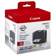 <b>Набор картриджей Canon PGI-2400XL</b> (9257B004) струйный ...