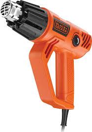 Строительный фен <b>Black</b> & <b>Decker KX2001</b>-QS, оранжевый ...
