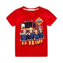 Buy <b>fireman sam</b> t shirt and get <b>free shipping</b> on AliExpress.com