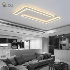 <b>LICAN Modern LED Ceiling</b> Lights Living room Bedroom Abajur ...
