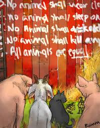 Resultado de imagen de PORTADA DE rebelion en la granja