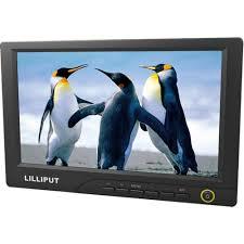 "Lilliput 869GL-80NP/C/T - <b>8</b>"" <b>HDMI touchscreen</b> monitor"