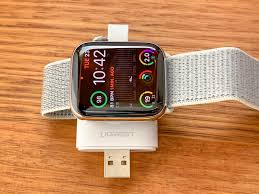 Review: <b>UGreen Magnetic Charging</b> Module for Apple Watch