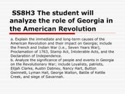 revolutionary war choice board american revolutionary war ppt