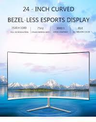 <b>24/27/32</b>-<b>inch Computer Screen Monitor</b> 4K HD Resolution 144Hz ...