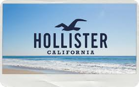 Hollister Gift Card Balance   GiftCards.com