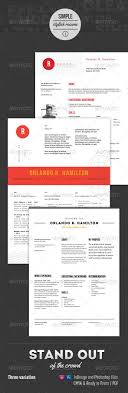 17 best images about clever resumes infographic resumes template simple and stylish style
