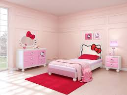 f funny kids girl bedroom ideas pictures with white pink hello kitty themes kid bed and dresser 3200x2400 accessories furniture funny
