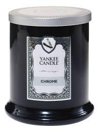 <b>Ароматическая свеча Barbershop Chrome</b> Yankee Candle купить ...